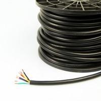 Kabel 7 polni (7x1,5mm) VDE 0281, na meter