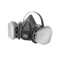 Maska zaščitna 3M 6200A-L-kompletna