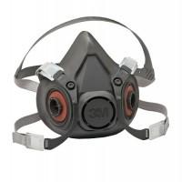 Maska zaščitna 3M 6200A-M