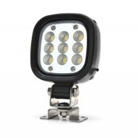 Led work light 2000LM, 18,8W, 12-24v, ECO, cable 2,5m, flood, W